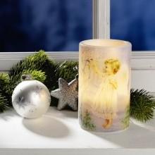 """LED svíčka """"Strážný anděl"""""""