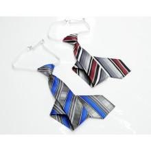 2 předvázané kravaty