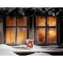 """Svícen """"Vánoční hvězda"""""""