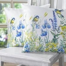 Poszewka na poduszkę Kwiatowa łąka