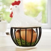 """Košíček na vajíčka """"Sliepočka"""""""