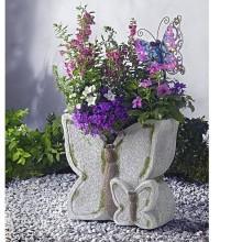 """Nádoba na květiny """"Motýl"""""""