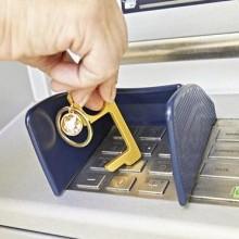 """Přívěsek na klíče """"Bezpečí"""""""