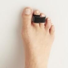 1 pár prstových bandáží s mědí