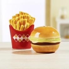 """Koreničky """"Hranolky + burger"""""""