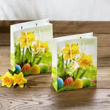 """2 darčekové tašky """"Narcisy"""""""