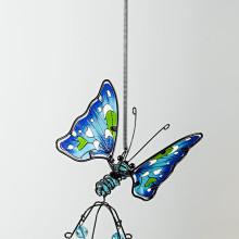 """Závesná dekorácia """"Tancujúci motýľ"""""""