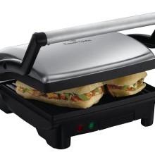 Grill / grill panini i płyta grzejna 3 w 1