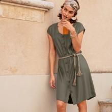 Vzdušné saharské šaty