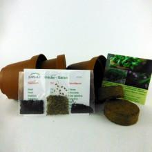 3-dielna bylinková záhradka