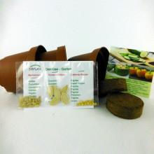3dílná zeleninová zahrádka