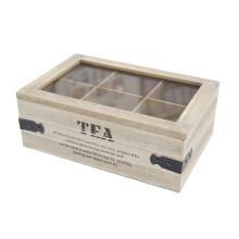 Pudełko na torebki herbaty