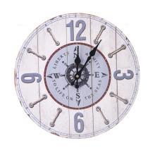 Zegar ścienny drewno