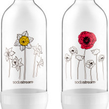 Butelka Kwiaty JET SodaStream