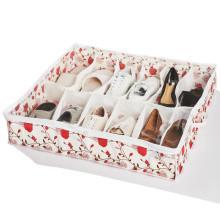 """Úložný box na boty """"Růže"""