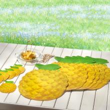 """12dílná sada prostírání """"Ananas"""""""