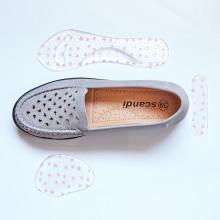 1 pár gelových vložek do obuvi