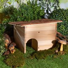 Domček pre ježkov