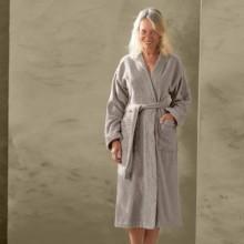 Župan s kimono límcem, bio bavlna