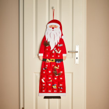 Kalendarz adwentowy Święty Mikołaj