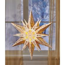 LED hviezda Casa Bonita
