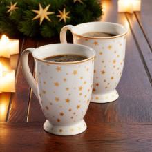 """Šálek na kávu Basilico """"Měsíc a hvězdy"""""""
