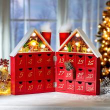 LED Adventní hrací kalendář