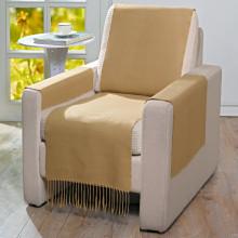 Narzuta na fotel