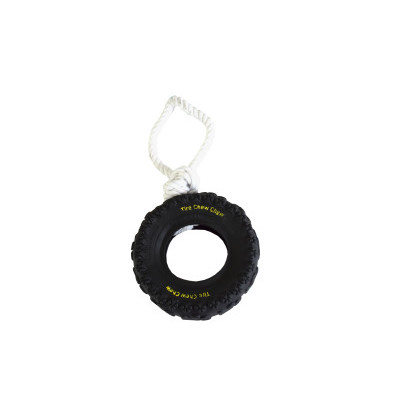 Hračka pneumatika na laně