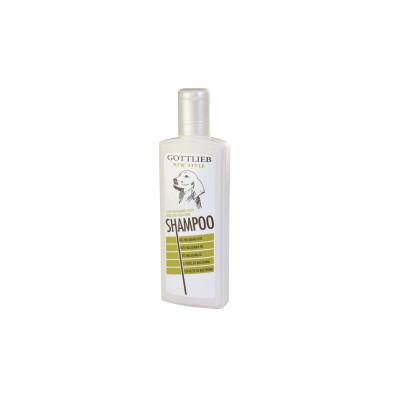 Šampon vaječný  s makadamovým olejem