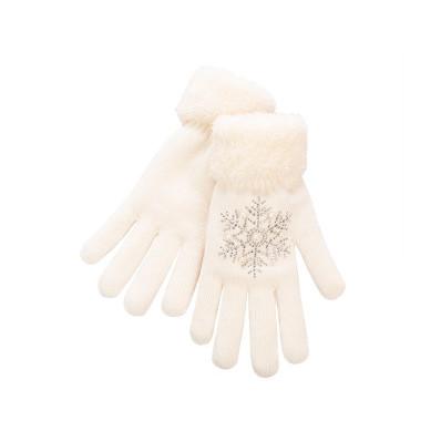 Rukavice s perličkami