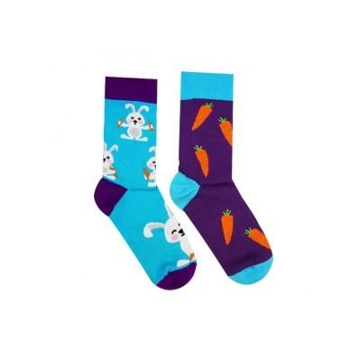 Veselé ponožky Zajíc