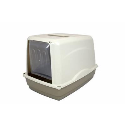 Kryté WC pro kočky s filtrem