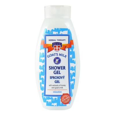 Kozí mléko sprchový gel  500ml