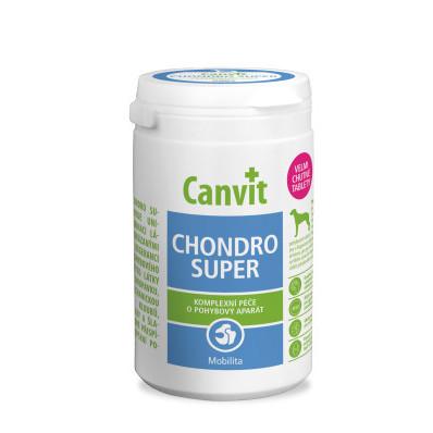 Canvit Chondro Super pro psy ochucené