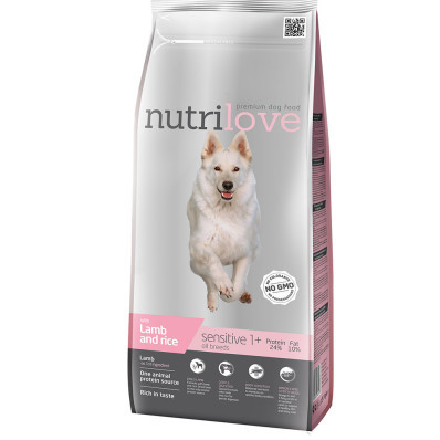 Nutrilove dog dry SENSITIVE