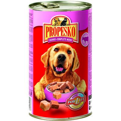 Propesko pro psy hovězí 1240 g