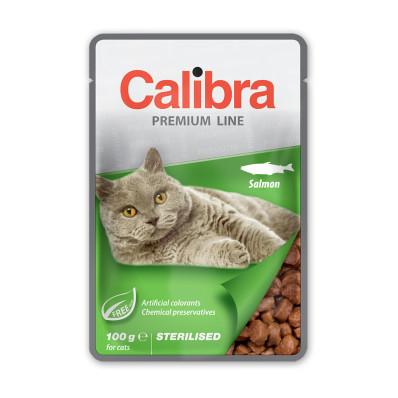 Calibra Cat Premium Sterilised Salmon