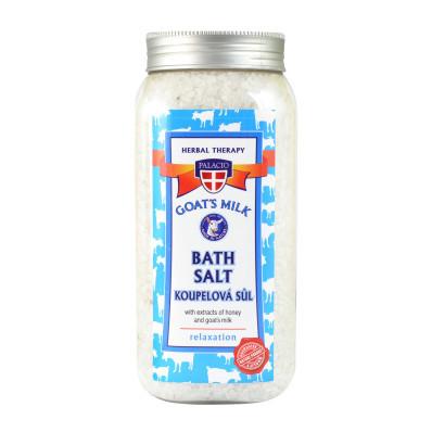 Kozí mléko sůl do koupele  900g