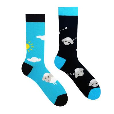 Veselé ponožky Ovečka