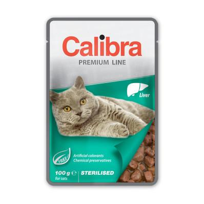Calibra Cat Premium Sterilised Liver