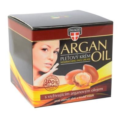 Arganový olej pleťový krém 50ml