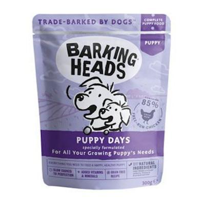BARKING HEADS Puppy Days kapsička