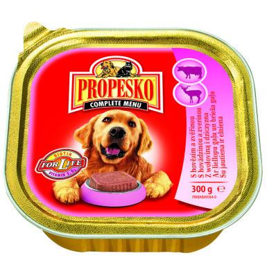 Propesko vanička pro psy