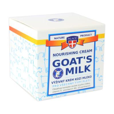 Kozí mléko pleťový krém 50ml