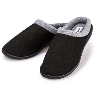 Plyšové pánské pantofle