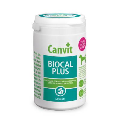 Canvit Biocal Plus pro psy ochucené