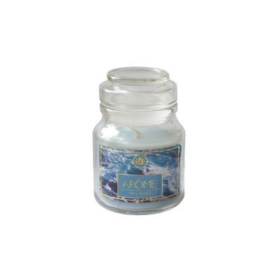 Vonná svíčka ve skle s víčkem 120 g