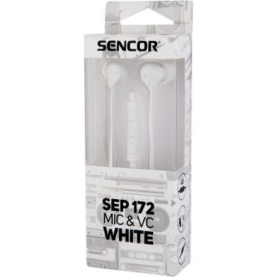 Sluchátka SENCOR SEP 172 VCM