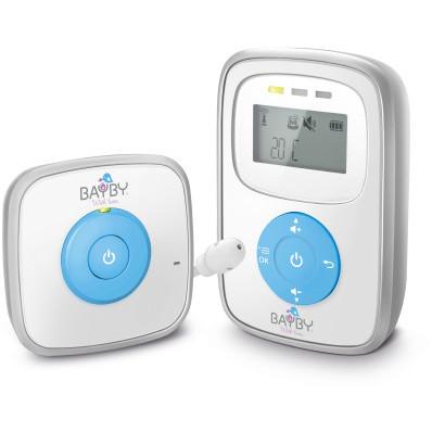 Digitální audio chůvička BAYBY s LCD
